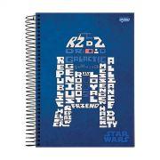 Caderno Star Wars Trend R2D2 1 Mat�ria