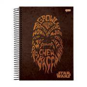 Caderno Star Wars Trends Chewie 1 Mat�ria