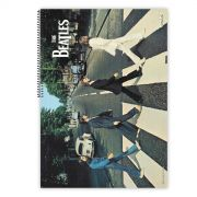 Caderno The Beatles Here Come The Beatles 10 Matérias