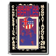 Caderno The Beatles Here Come The Beatles 1 Mat�ria