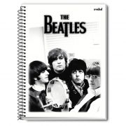 Caderno The Beatles P&B 1 Mat�ria