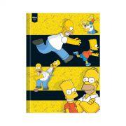 Caderno The Simpsons Homer e Bart Brochura 1 Matéria