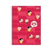 Caderno Turma da Mônica Toy Turminha 1 Matéria