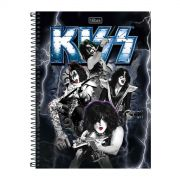 Caderno Kiss Playing 1 Matéria