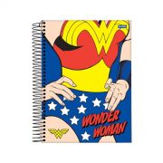 Caderno Wonder Woman Body 1 Matéria