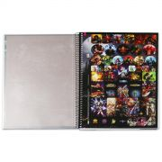Caderno World of Warcraft Medivh 1 Matéria