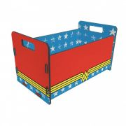 Caixote Organizador Wonder Woman Clothes