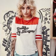 Camiseta Esquadr�o Suicida Harley Quinn Daddy's Lil Monster