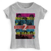 Camiseta Feminina Banda Fly 2 Anos Colors