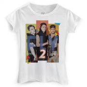 Camiseta Feminina Banda Fly Especial 2 Anos