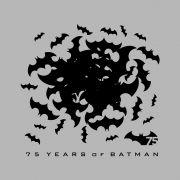Camiseta Feminina Batman 75 Anos Bats 2