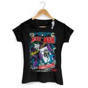 Camiseta Feminina Batman 75 Anos HQ Nº 251