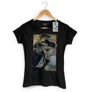 Camiseta Feminina Batman The Dark Knight Frank Miller Classic