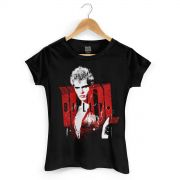 Camiseta Feminina Billy Idol Photo