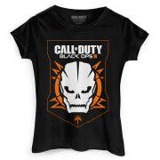Camiseta Feminina Call Of Duty SOG