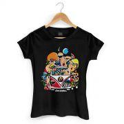Camiseta Feminina Cissa Raphael Trupe
