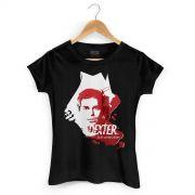 Camiseta Feminina Dexter Guilt Can Be a Killer
