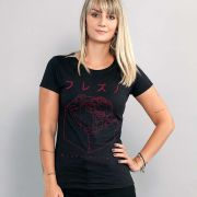 Camiseta Feminina Fresno Sokoni Sube