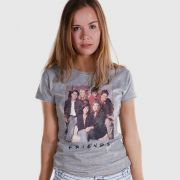 Camiseta Feminina Friends I'll Be There for You
