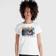 Camiseta Feminina Friends Season 3