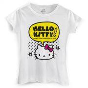 Camiseta Feminina Hello Kitty Comic Con