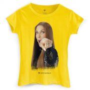 Camiseta Feminina Ivete Sangalo Curta o Meu Som