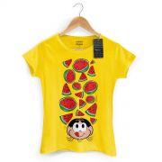 Camiseta Feminina Magali 50 Anos Hungry
