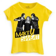 Camiseta Feminina Make U Sweat Foto