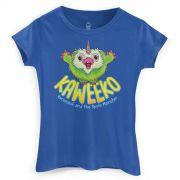Camiseta Feminina Monstra Maçã Kaweeko Vaconaut
