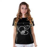 Camiseta Feminina NXZero Pedra Murano