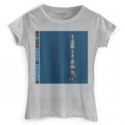 Camiseta Feminina Paralamas do Sucesso Sinais do Sim Capa