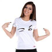 Camiseta Feminina Sofia Oliveira Piscadela