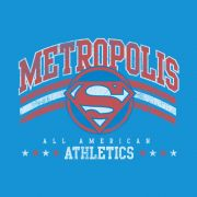 Camiseta Feminina Superman Metropolis All American Athletics