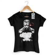 Camiseta Feminina Superman X-Ray Vision
