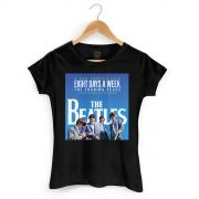 Camiseta Feminina The Beatles Eight Days a Week