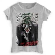 Camiseta Feminina The Joker A Piada Mortal