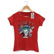 Camiseta Feminina The Joker Wild