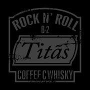 Camiseta Feminina Titãs - Coffee C Whisky Preta