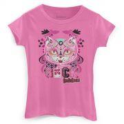 Camiseta Feminina TodaTeen Egyptian Cat