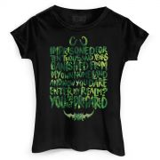 Camiseta Feminina World of Warcraft You Are Not Prepared