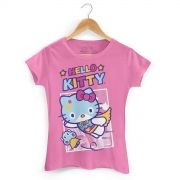 Camiseta Hello Kitty Super Hero