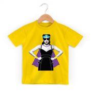 Camiseta Infantil Anitta Show Completo