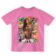 Camiseta Infantil Anitta Urban