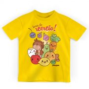 Camiseta Infantil Jaime Hora do Recreio