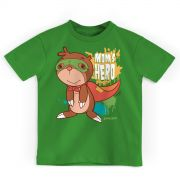 Camiseta Infantil Jaime Junior Mom´s Hero