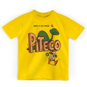 Camiseta Infantil Turma da M�nica HQ Piteco