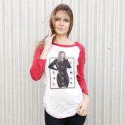Camiseta Manga Longa Feminina Ivete Sangalo Ivetinha