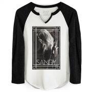 Camiseta Manga Longa Feminina Sandy Singer