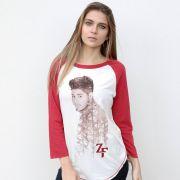 Camiseta Manga Longa Feminina Zé Felipe Diz O Que Vai Ser