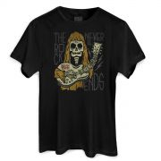 Camiseta Masculina 89FM A Rádio Rock The Death